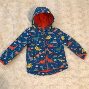 2T rain coat